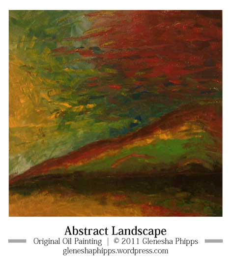 Abstract-landscape
