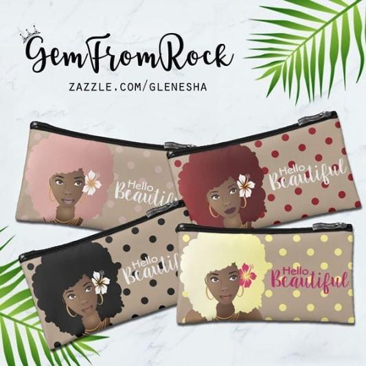 cosmetic bags promo